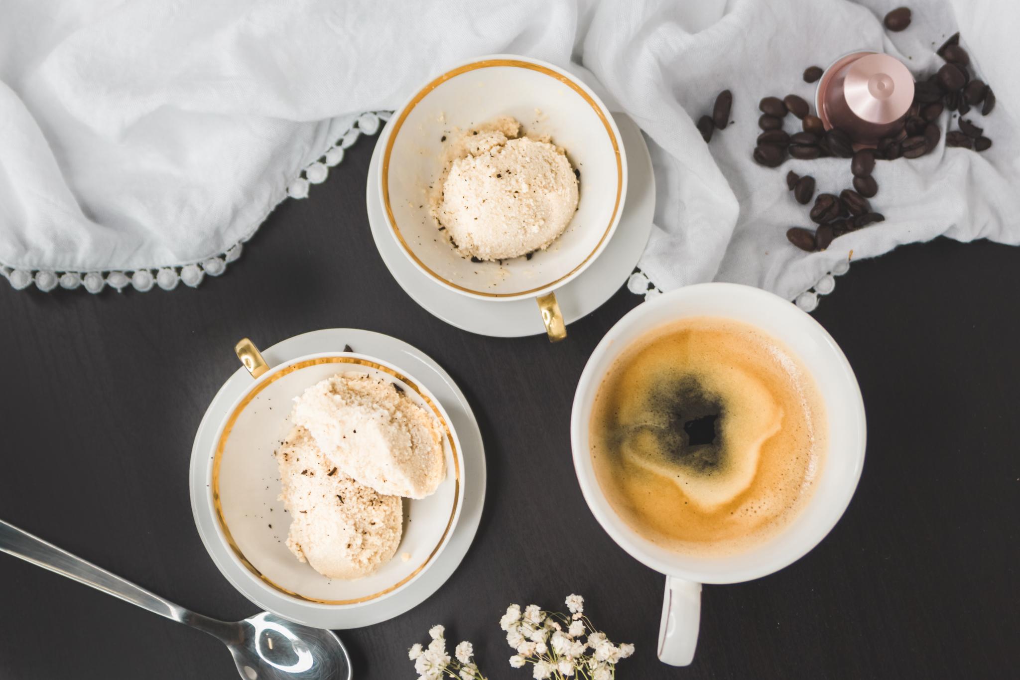 Kaffee-Eis